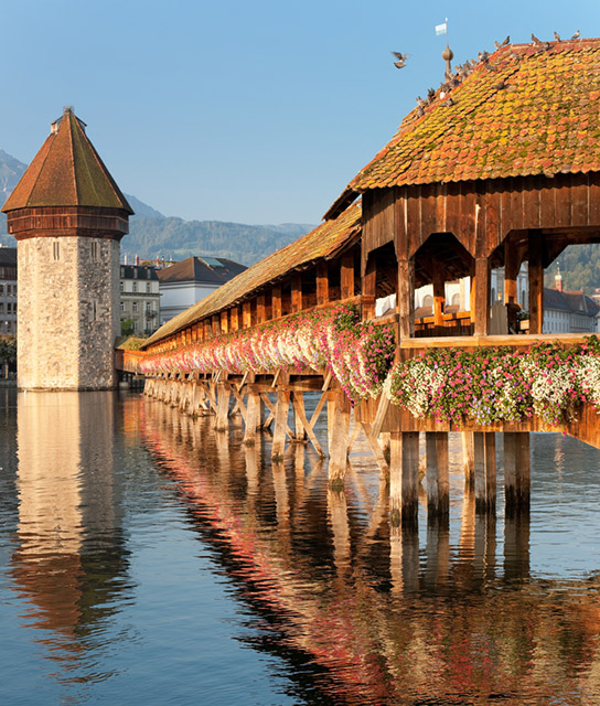 Lucerne Switzerland Design Hotels�
